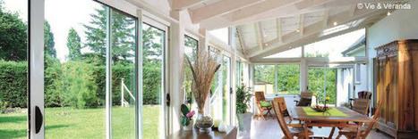 La véranda bois, adaptée à chaque construction – ETI Construction | Conseil construction de maison | Scoop.it