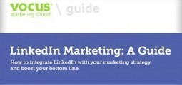 Free LinkedIn Marketing Guide!   Strategy in Action   Scoop.it