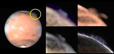 Astronomy and Space News - Astro Watch: Mystery Giant Mars Plumes Still Unexplained | Science, Space, and news from 'out there' | Scoop.it