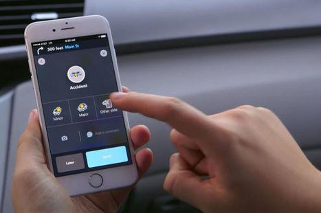 [Interview] Pourquoi Waze échange des données avec les villes | Aménagement numérique du territoire | Scoop.it