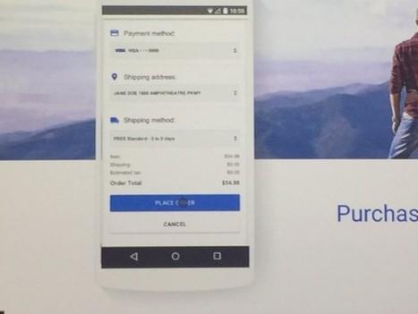 Google va intégrer un bouton d'achat sur les recherches mobiles   Mobile technology & Digital business   Scoop.it