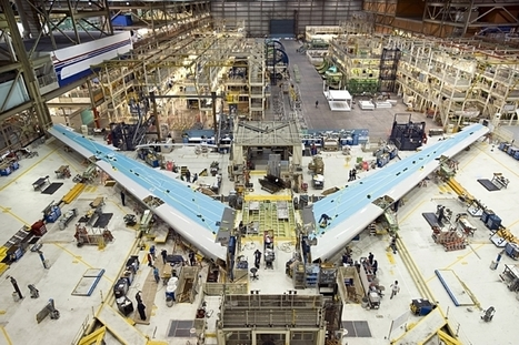Boeing faces B747 production delay without vital fuselage part - Routes News | AIR CHARTER CARGO AND FREIGHT | Scoop.it