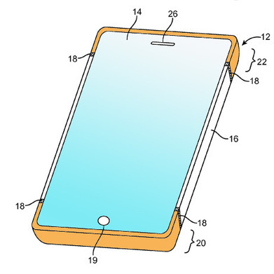 Apple patents NFC antenna that works on all sides of a mobile device - NFC World+ | QR code, NFC, Réalité augmentée… | Scoop.it