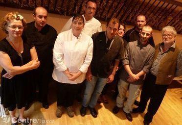 Douze chefs poyaudins ont répondu à l'appel gourmand du restaurateur de Champcevrais | Charny et la Puisaye-Forterre | Scoop.it