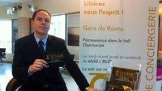 Un service de conciergerie en expérimentation en gare de Reims - France 3 Champagne-Ardenne   Mission Calais - SNCF Développement - le Cal'express -   Scoop.it