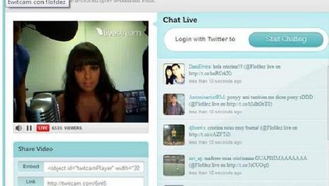 Cómo usar Twitcam - Redes sociales - Internet y Ordenadores - Practicopedia.com | herramientas y recursos docentes | Scoop.it