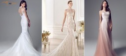 Choose the Wedding Dress of Your Dreams | Bridal Dresses and Jewelry | Scoop.it