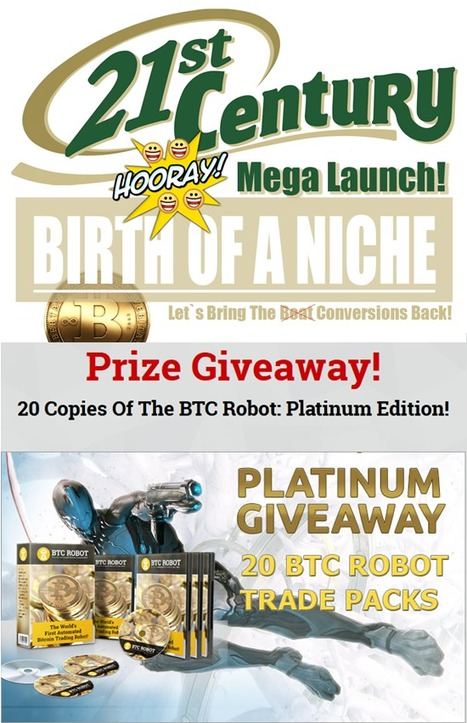 BTC Robot Goes Live In 24 Hours | Viral Classified News | Scoop.it