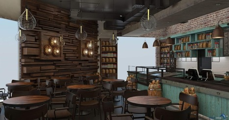 Maximize the value of your restaurant by way of interior designing | Restaurant Consultant | Scoop.it