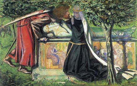 Actuel Moyen Âge : Lancelot et Guenièvre dans la Friend Zone ? - Nonfiction | Florilège médiéval | Scoop.it
