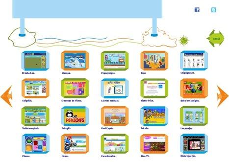 Sitios web de Juegos infantiles gratis - Educanave. | ACTIVIDADES EDUCATIVAS | Scoop.it