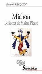 [parution] F. Berquin, Michon. Le secret de Maître Pierre | Poezibao | Scoop.it