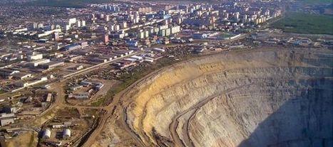 La bouche de l'Enfer se trouve en Russie ! | HG Sempai | Scoop.it