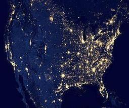 NASA-NOAA Satellite Reveals New Views of Earth at Night | Sustain Our Earth | Scoop.it