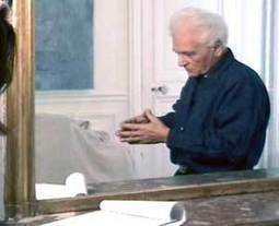 "Jacques Derrida: ""Il n'y a pas le narcissisme"" (autophotographies) 