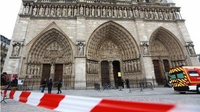 Notre-Dame de Paris suicide a political act - Marine Le Pen - BBC News | European debate on gay marriage | Scoop.it