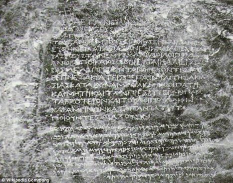 Race to save the language of Jesus: Aramaic in danger of becoming extinct as number of speakers of ancient tongue plummets | Archivance - Miscellanées | Scoop.it