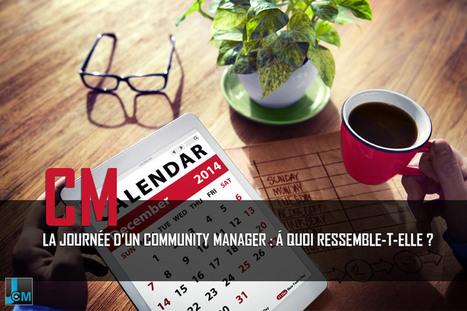 La journée d'un community manager : à quoi ressemble-t-elle ? | Quatrième lieu | Scoop.it