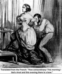 Corsets Are Too Sexy? | Sex History | Scoop.it
