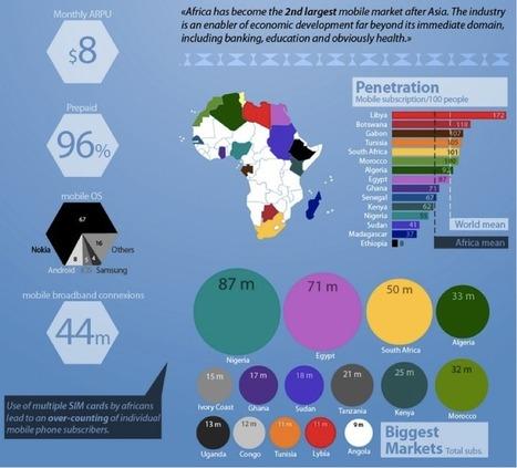 En Afrique, les écosystèmes numériques gagnent progressivement en maturité | Innovation sociale | Scoop.it