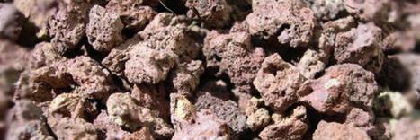 La pouzzolane, élément naturel présent dans les constructions | Immobilier | Scoop.it