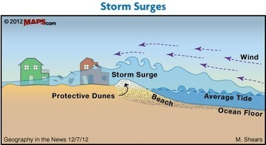 Geography in the News: Storm Surge Threats | Geography in the News | Scoop.it