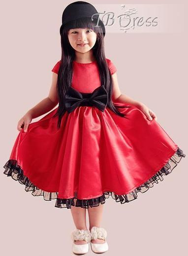 $ 87.99 Best Quality Princess Style A-line Girl Party Dress | kid dress | Scoop.it