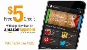 Free $5 credit with Amazon Appstore | Free license for you | Amazon Hot deal | Scoop.it