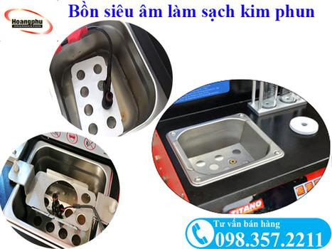 Máy vệ sinh kim phun xăng | Máy ra vào lốp | Scoop.it
