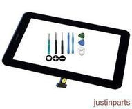 "Genuine Samsung Galaxy Tab 7"" 2nd P3100 Touch Screen Digitizer Panel+Open tools 