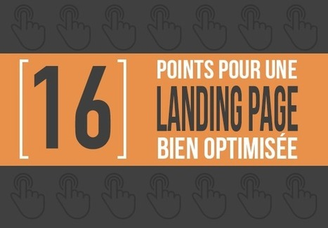 Comment créer une Landing Page Efficace - Social Media Pro | Marketing digital | Scoop.it