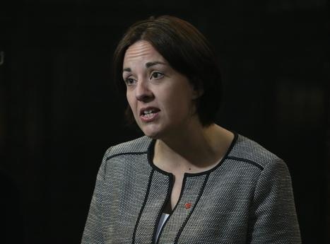 Kezia Dugdale apologises to Labour colleagues over independence 'gaffe' interview | My Scotland | Scoop.it