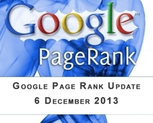 New Google Toolbar PageRank Update – 6th December 2013 | Search Engine Friendly Webdesign Tips For Your Website | Scoop.it