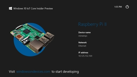 Download Windows 10 Free For Raspberry Pi 2 - Lifehacker Australia | Raspberry Pi | Scoop.it