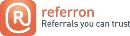Home | Referron - Mobile Referrals, Anywhere, Anytime. | Scoop.it