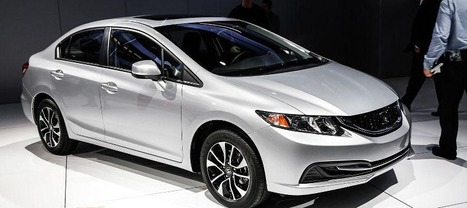 New Honda City 2014 Review, Specs and Priced at 7.42 Lakhs [UPDATED] | RPM Engine | Scoop.it