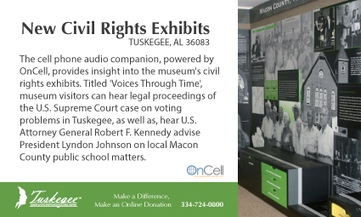 Tuskegee Human & Civil Rights Multicultural Center | Civil Rights PBL | Scoop.it