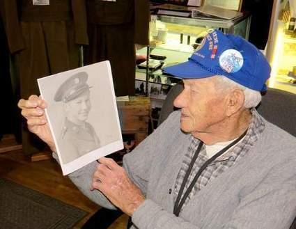 Lay recalls World War II - Pontiac Daily Leader | World War II | Scoop.it