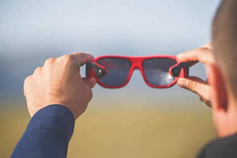 Registrare Video 360° con Occhiali da Sole ORBI Prime   Social media culture   Scoop.it