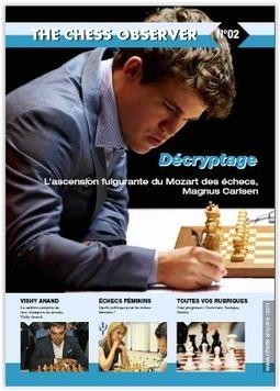 News sur les échecs | Les News des échecs | Scoop.it