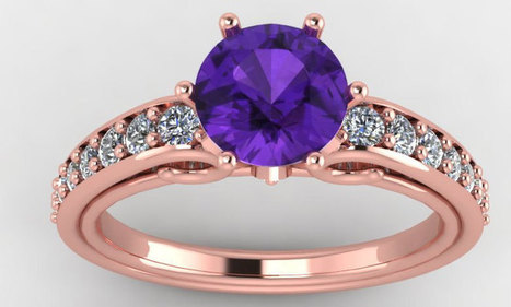 The Legend Behind Beautiful Amethyst Engagement Rings | Get rid Of Cellulite | Scoop.it