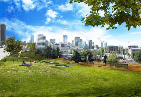 What If Seattle Put A Park And Affordable Housing On Top Of This Highway? | Real Estate Plus+ Daily News | Scoop.it