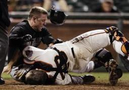 MLB ready to outlaw home plate collisions as concern over concussions, other injuries grows | MLB Banning Home Plate Collisions | Scoop.it