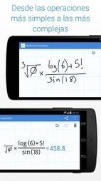 MyScript Calculator: resuelve operaciones matemáticas escribiéndolas | Catywo | Scoop.it