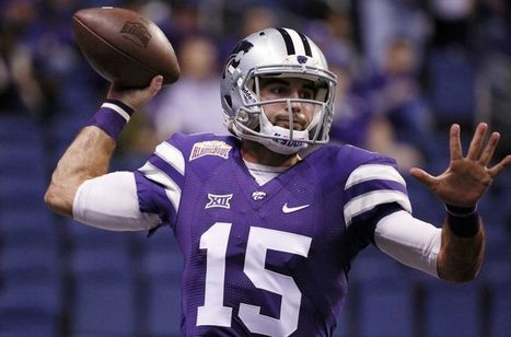 Uncertainty Surrounds Kansas State Wildcats QB Position | All Things Wildcats | Scoop.it
