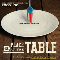 A PLACE AT THE TABLE - Now on DVD and Blu-ray™ | Medical Rescue: Healthcare Needed | Scoop.it