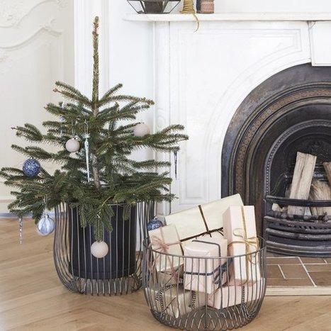 Sapin de Noël: adoptez le mini sapin   Décoration maison intérieure et extérieure   Scoop.it