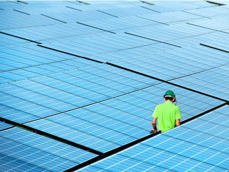U.S. solar industry employs more than coal, gas combined | Green is the new Black | Scoop.it