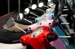 The Most Popular Scooter Brands | Everything about motor scooters, bicycles and camping gera | Scoop.it