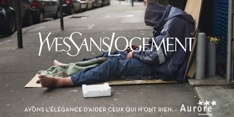 Sans domicile fixes : Aurore lance une campagne de sensibilisation   Citizen Com   Scoop.it